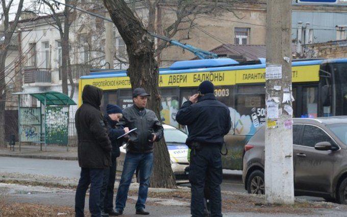 В Николаеве крупный полицейский чин разъезжал пьяным: опубликованы фото и видео