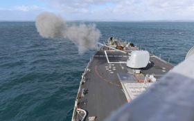 У Чорне море йде американський ракетний есмінець: що сталося