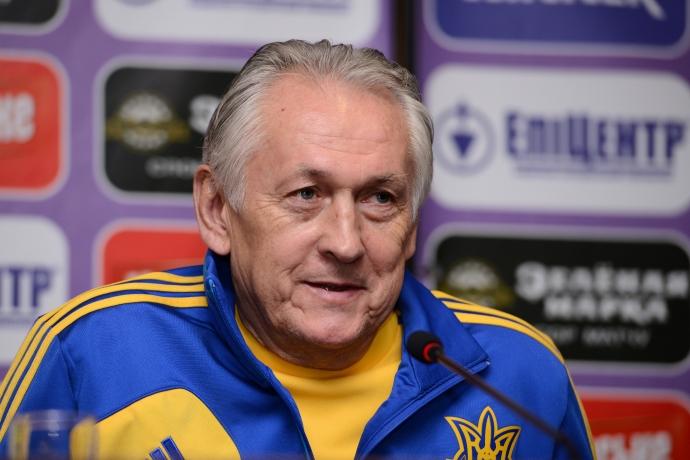 Михайло Фоменко готовий працювати разом із Шевченком
