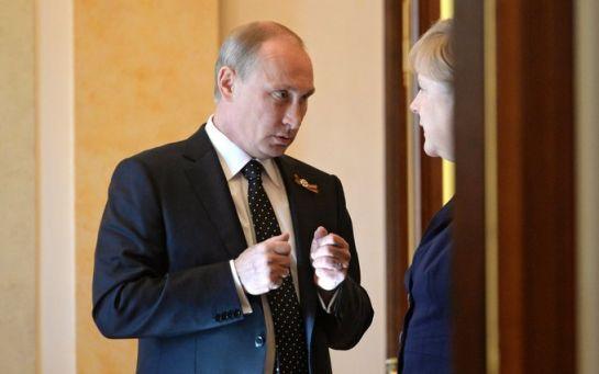 Беспрецедентная агрессия - команду Меркель неожиданно для всех призвали помочь Путину