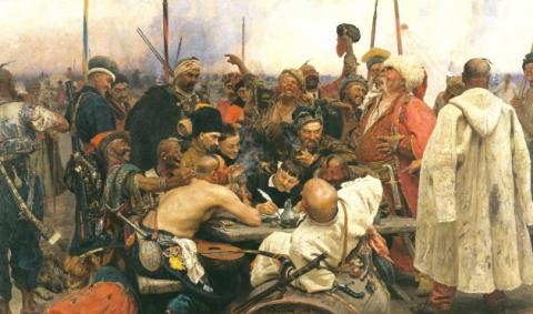 Сегодня - День украинского казачества