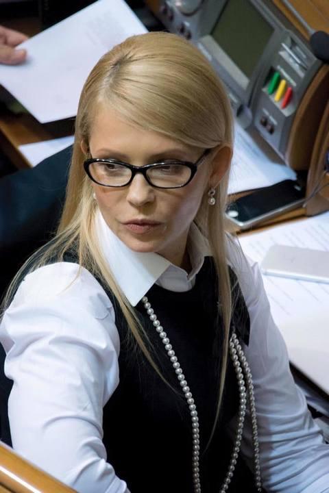 Тимошенко решила сменить имидж: опубликованы фото (2)