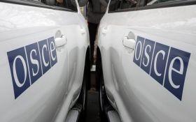 ОБСЕ продолжит работу на Донбассе, несмотря на подрыв авто с патрулем