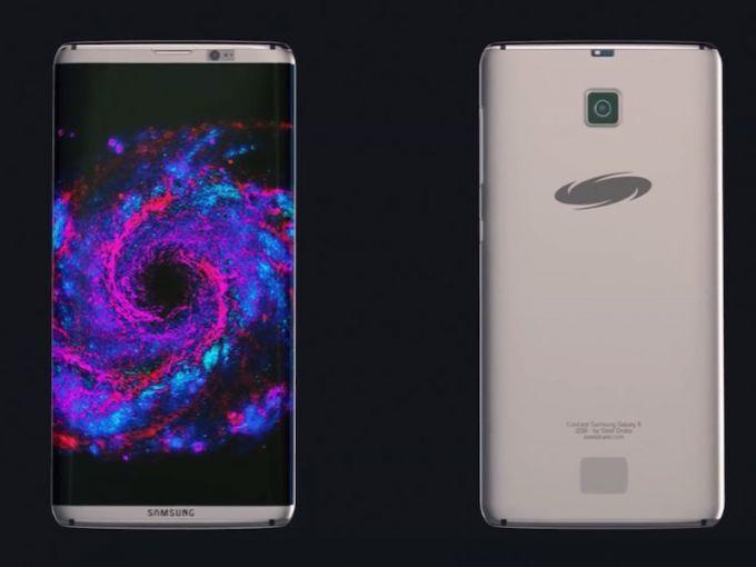 Ждать уже недолго: в конце февраля состоится презентация Galaxy S8 и Galaxy S8 Plus