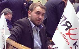 Лозовой подал в суд на Луценко