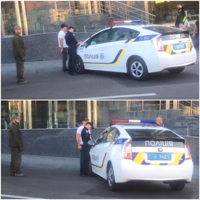Соцмережі насмішив одіозний Ківа, який попався поліції: опубліковані фото (1)