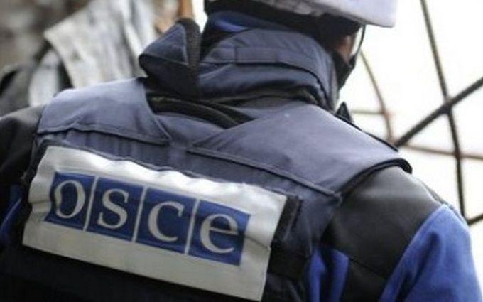 В ДТП на Донбассе погиб наблюдатель ОБСЕ