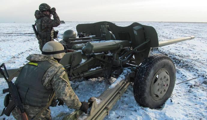 У районі Світлодарської дуги в Донецькому напрямку знову напружена ситуація