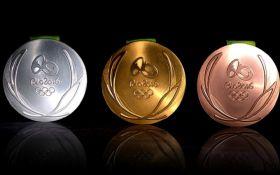 У призерів Олімпійських ігор в Ріо-де-Жанейро зіпсувалися медалі