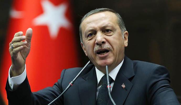 Путин нацелен на создание в Сирии карликового государства - Эрдоган