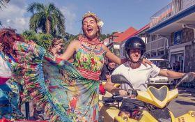 Українська модель знялася в яскравій рекламі Dolce & Gabbana: з'явилися фото і відео