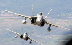 Истребители НАТО перехватили более десяти военных самолетов России над Балтийским морем