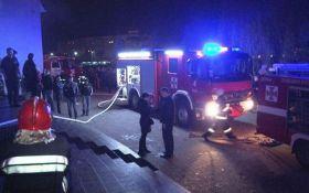 Пожар во Львове: появилось громкое заявление