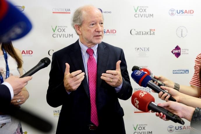 Привлечение граждан к избирательной реформе в Украине: украинцы недооценивают значимость своего голоса (1)