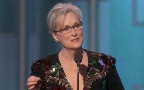 Резкая критика в адрес Трампа: опубликован полный текст выступления знаменитой актрисы
