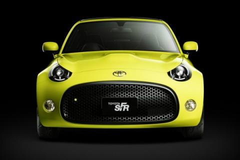 Toyota показала прототип маленького спорткару (8 фото) (4)