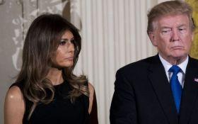 Трамп осоромився в мережі через дружину: опублікований фотодоказ