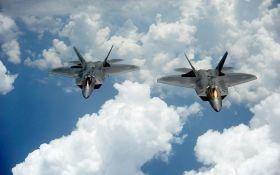 В Сирии ВВС США обстреляли российские боевые самолеты