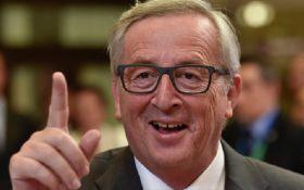 """Юнкер закликав ЄС та Британію перетворитися на """"люблячих їжаків"""""""