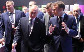 Путин бесстыдно жаловался Макрону на команду Зеленского - уже известна причина