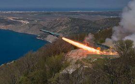 Оккупанты готовятся отражать морскую атаку в Крыму: запущены противокорабельные ракеты