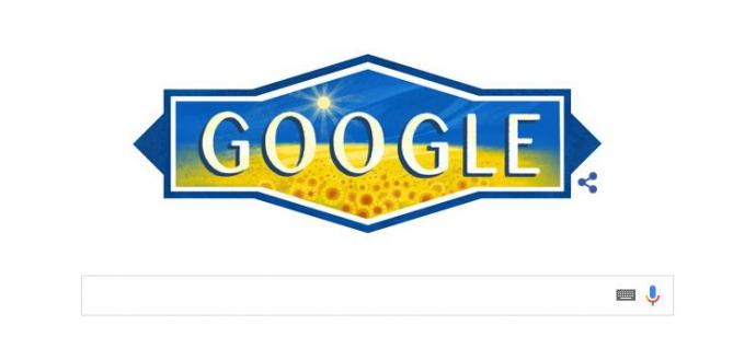 """Гугл Наш: """"український"""" Google привів у захват мережу (1)"""