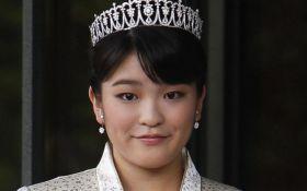 Японская принцесса променяла титул на брак с незнатным любимым