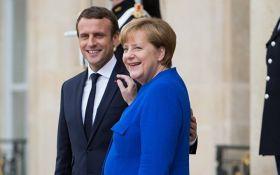 Вместе противостоять вызовам XXI века: Меркель и Макрон подпишут важный договор
