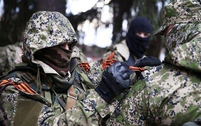 Бойовиків ДНР спіймали на дивних діях у прифронтових районах