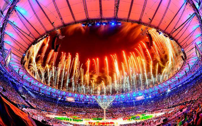 Церемония открытия Паралимпиады-2016: фото и видео из Рио