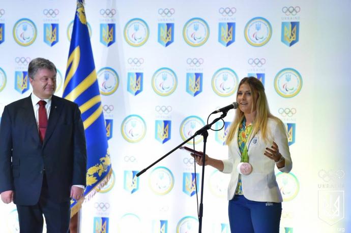 Олімпійська чемпіонка Харлан: коли немає перемог, про спортсменів в Україні забувають (4)