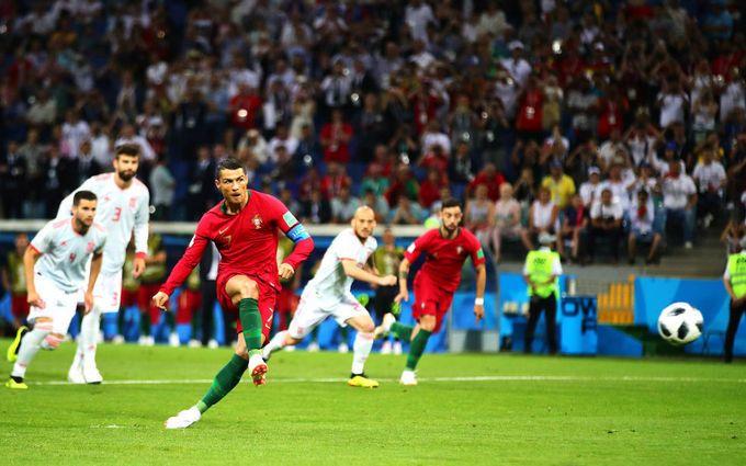 Суперматч Португалия - Испания на ЧМ-2018: достижение Роналду, результаты и видео голов