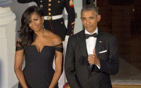 З політики в кіно: Барак і Мішель Обама стануть продюсерами на Netflix