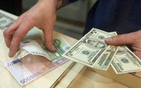 Курсы валют в Украине на четверг, 6 сентября