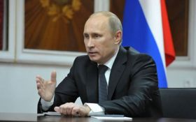 Меньше, чем в прошлом году: в Кремле показали декларацию Путина о доходах