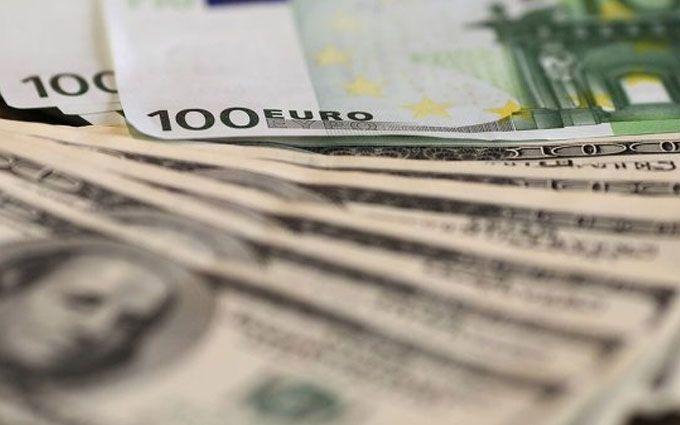 Курсы валют в Украине на пятницу, 21 апреля