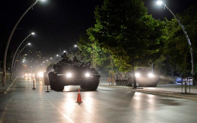 Турецькі військові-заколотники здивували поясненням своїх дій