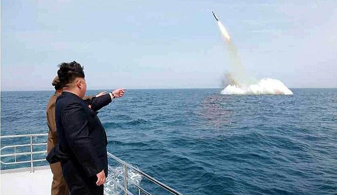Відео запуску балістичної ракети КНДР є підробленим - експерти