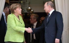 Обстоятельные и детальные: Кремль подвел итоги переговоров Путина и Меркель
