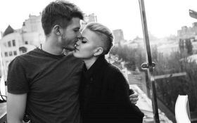 Новая звездная пара Украины: очаровательная Мари Чеба вышла замуж за Андрея Кореня