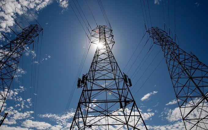 Россия начала поставки электроэнергии вДонбасс