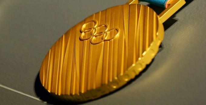 Представлены медали Олимпиады-2018
