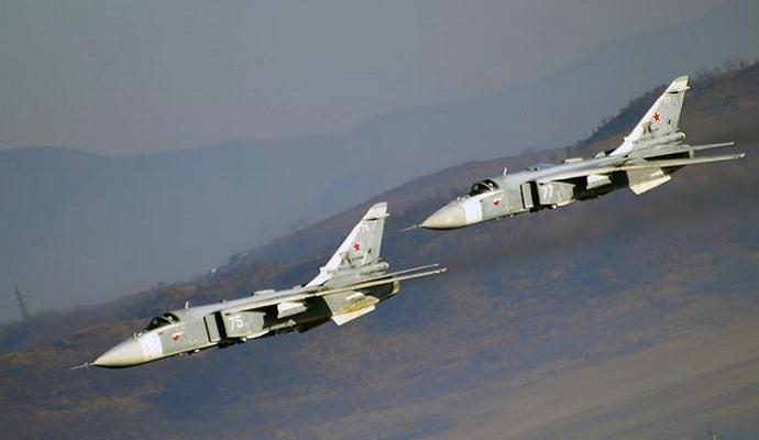 В результате авианалетов РФ на сирийскую Анджару погибли школьники