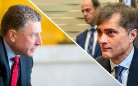 На жовтневій зустрічі Волкер та Сурков розглянуть питання миротворців на Донбасі