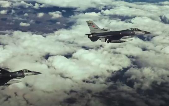 Армения обвинила Турцию в нападении с воздуха