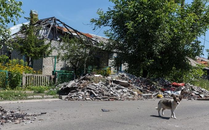 У мережі показали вражаючі фото мертвого Донецька під владою ДНР (1)