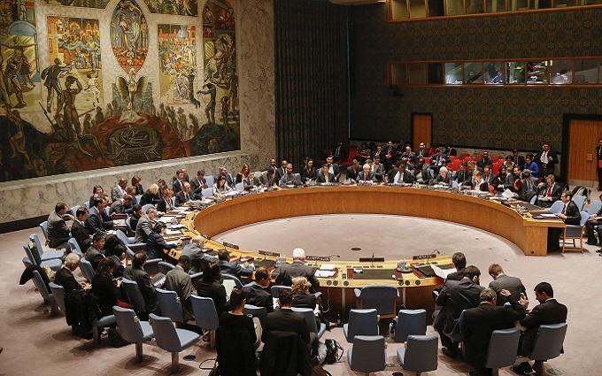 Росія знову заблокувала заяву від України в ООН