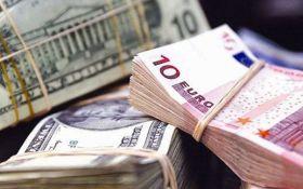 Курси валют в Україні на понеділок, 26 березня