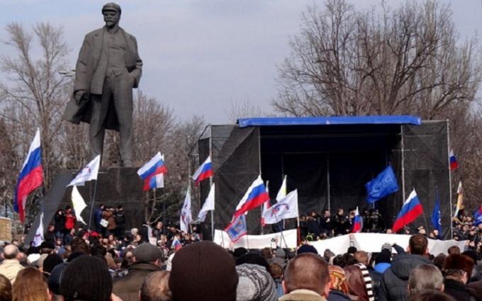Як росіяни розпалювали війну на Донбасі: оприлюднено ще один відеодоказ