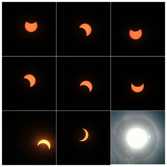 Як пройшло повне сонячне затемнення 2020 року - вражаючі фото вогняного кільця (1)